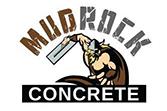 MudRock Concrete Logo